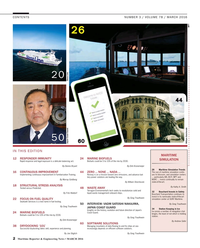 Maritime Reporter Magazine, page 2,  Mar 2016