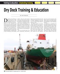 Maritime Reporter Magazine, page 38,  Mar 2016