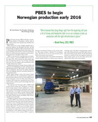 Maritime Reporter Magazine, page 43,  Mar 2016