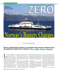 Maritime Reporter Magazine, page 44,  Mar 2016