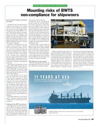 Maritime Reporter Magazine, page 45,  Mar 2016