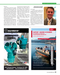Maritime Reporter Magazine, page 49,  Mar 2016