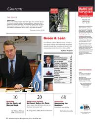 Maritime Reporter Magazine, page 4,  Mar 2016