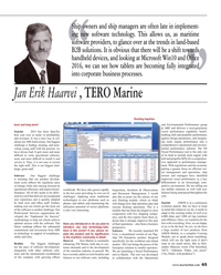 Maritime Reporter Magazine, page 65,  Mar 2016