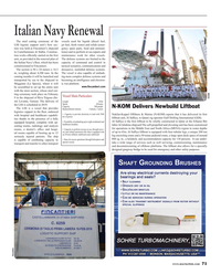 Maritime Reporter Magazine, page 71,  Mar 2016