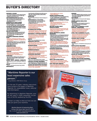 Maritime Reporter Magazine, page 90,  Mar 2016