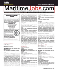 Maritime Reporter Magazine, page 91,  Mar 2016
