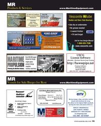 Maritime Reporter Magazine, page 95,  Mar 2016