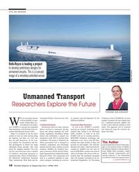 Maritime Reporter Magazine, page 18,  Apr 2016