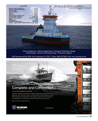 Maritime Reporter Magazine, page 27,  Apr 2016