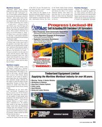 Maritime Reporter Magazine, page 41,  Apr 2016