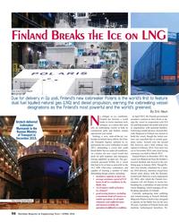 Maritime Reporter Magazine, page 56,  Apr 2016