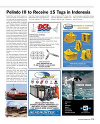Maritime Reporter Magazine, page 73,  Apr 2016