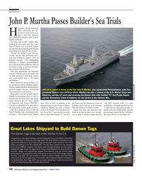 Maritime Reporter Magazine, page 76,  Apr 2016