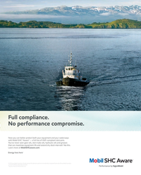 Maritime Reporter Magazine, page 9,  May 2016