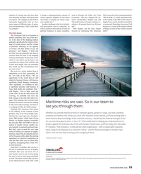 Maritime Reporter Magazine, page 15,  May 2016