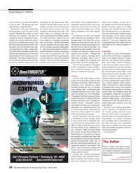 Maritime Reporter Magazine, page 22,  May 2016