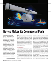 Maritime Reporter Magazine, page 26,  May 2016