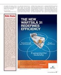 Maritime Reporter Magazine, page 27,  May 2016