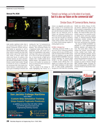 Maritime Reporter Magazine, page 28,  May 2016