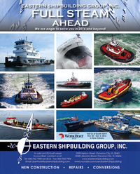 Maritime Reporter Magazine, page 29,  May 2016