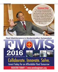 Maritime Reporter Magazine, page 32,  May 2016