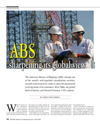 Maritime Reporter Magazine, page 34,  May 2016