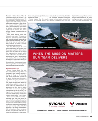Maritime Reporter Magazine, page 35,  May 2016