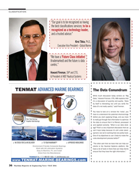 Maritime Reporter Magazine, page 36,  May 2016