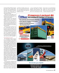 Maritime Reporter Magazine, page 37,  May 2016