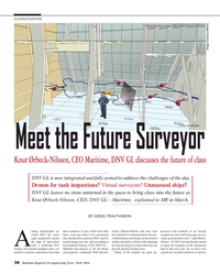 Maritime Reporter Magazine, page 38,  May 2016