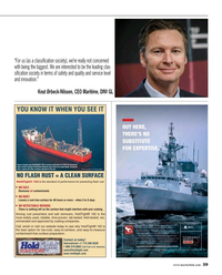 Maritime Reporter Magazine, page 39,  May 2016