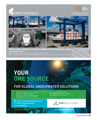 Maritime Reporter Magazine, page 41,  May 2016