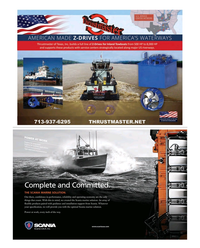 Maritime Reporter Magazine, page 43,  May 2016