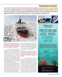 Maritime Reporter Magazine, page 45,  May 2016