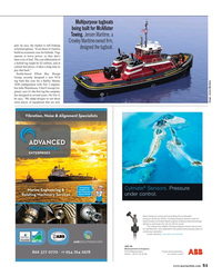 Maritime Reporter Magazine, page 51,  May 2016