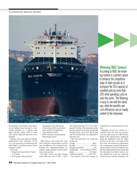 Maritime Reporter Magazine, page 58,  May 2016
