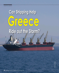 Maritime Reporter Magazine, page 60,  May 2016