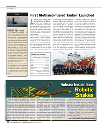Maritime Reporter Magazine, page 64,  May 2016
