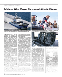 Maritime Reporter Magazine, page 66,  May 2016