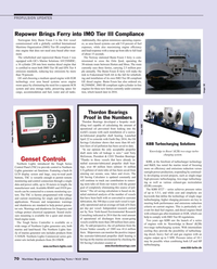 Maritime Reporter Magazine, page 70,  May 2016