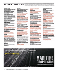 Maritime Reporter Magazine, page 74,  May 2016