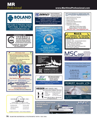 Maritime Reporter Magazine, page 76,  May 2016