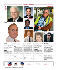 Maritime Reporter Magazine, page 6,  May 2016