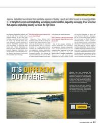 Maritime Reporter Magazine, page 13,  Jun 2016