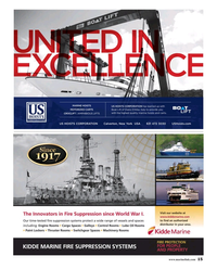 Maritime Reporter Magazine, page 15,  Jun 2016