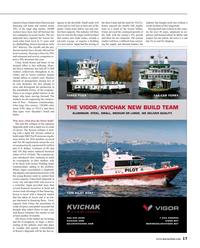 Maritime Reporter Magazine, page 17,  Jun 2016