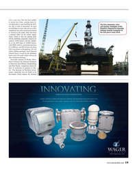 Maritime Reporter Magazine, page 19,  Jun 2016