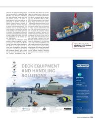 Maritime Reporter Magazine, page 21,  Jun 2016