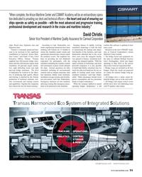 Maritime Reporter Magazine, page 31,  Jun 2016